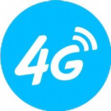 移动4G logo