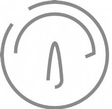 高速时钟小图标