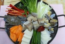 鳕鱼火锅图片