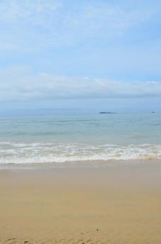 海与沙滩图片