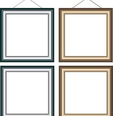 矢量简洁边框图片