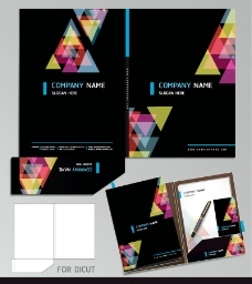企業VI設計圖片